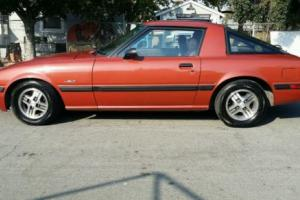 1984 Mazda RX-7 2dr Coupe