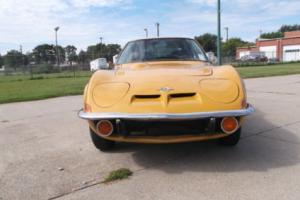 1969 Opel GT Photo