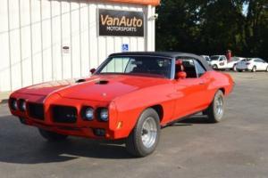 1970 Pontiac Le Mans Convertible ReBuilt 455
