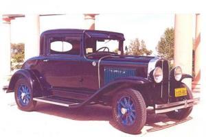 1930 Pontiac Standard Coupe