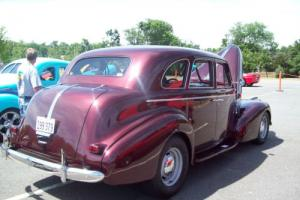 1940 Pontiac Silverstreak Touring Sedan