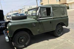 1977 Land Rover Defender Series III