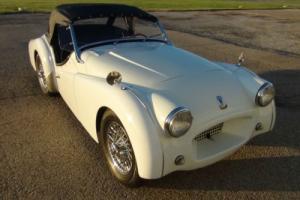 1962 Triumph TR3 TR3A Roadster