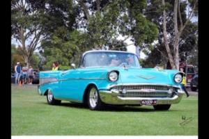 1957 Chevrolet Convertible in VIC