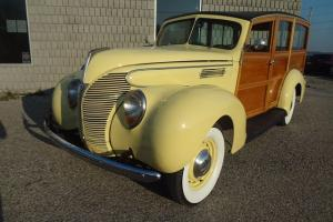 Ford: Other Woodie