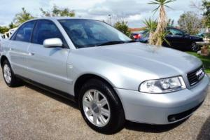 2000 Audi A4 V6 2 4L Automatic Sedan Price Dropped FOR Quick Sale This Week in QLD
