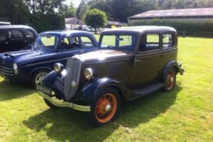 1935 Ford Model Y.
