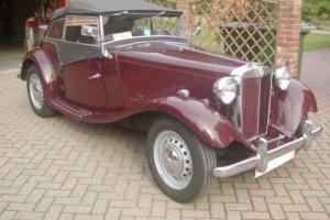 MG TD 11 1953