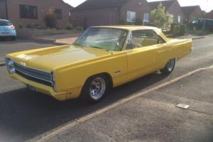 1968 Plymouth Fury111 American Muscle Car V8 5900cc 2 Door Pillarless Coupe PX