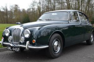 Daimler V8-250. Restored and engine rebuilt