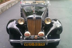 1953 MG TD Fully Restored