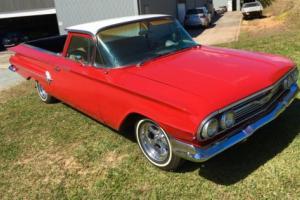1960 Chevrolet EL Camino NOT Impala in QLD