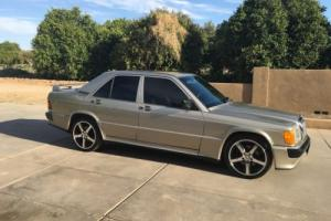 1986 Mercedes-Benz 190-Series Cosworth