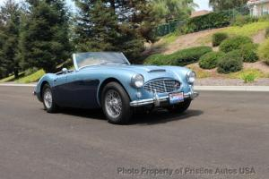 1961 Austin Healey 3000 Matching numbers per British Heritage