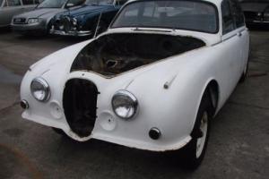 Jaguar Daimler Mark 2 Body Shell Rust Free in VIC Photo