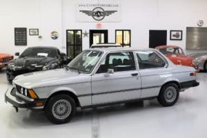 1979 BMW 3-Series 320e