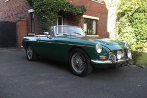 MGC .Stunning Classic British Sports Car. 1970.