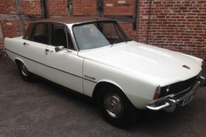 1974 ROVER P6 V8 3500 S 3500S ONE OWNER FROM NEW,GENUINE 70,000 MILES,FULL MOT