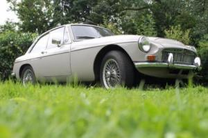 MGC GT 1969 Overdrive / Manual gearbox