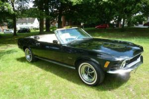 1970 Ford Mustang Convertible REDUCED PRICE