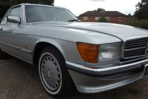 1989 mercedes 300sl R107 ...............absolutly stunning example