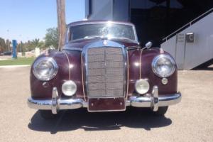 1954 Mercedes 300 Adenauer