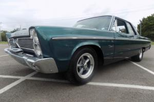 1966 Plymouth Fury Fury II 440 6 pack