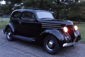 1936 Ford Tudor Sedan 2-Door Slantback NO RESERVE V8