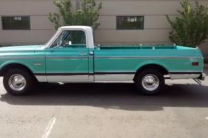 1970 GMC GMC 1500 HD Heavy Duty 1/2 Half Ton Pickup Truck C/K 1500 350 V8