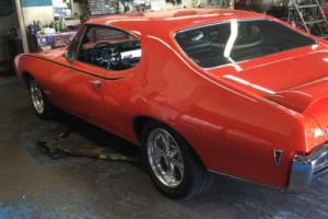 1968 Pontiac GTO gto