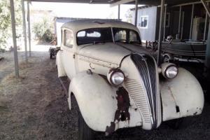 1937 Hudson Terroplane