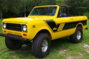 1979 International Harvester Scout RALLE Photo