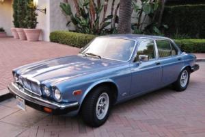 1984 Jaguar XJ6 Photo