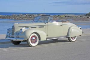 1940 Cadillac D50 2 Dr Convertible