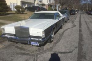 1979 Lincoln Mark Series Best riding and looking car around ! Photo