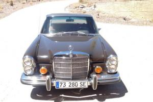 1973 Mercedes-Benz S-Class