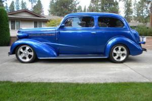 1938 Chevrolet Two Door Sedan