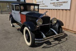 1931 Packard Club Sedan Standard 8