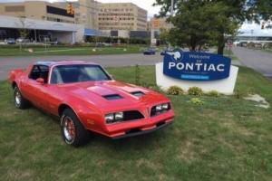 1978 Pontiac Firebird Firebird Formula Like Trans Am 5600 original miles