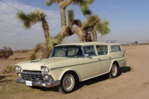 1958 Rambler station wagon