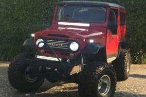 1967 Toyota Land Cruiser Land Cruiser 4X4 2TOP Photo