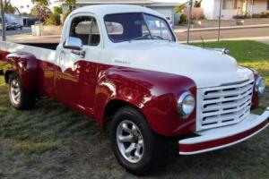 1949 Studebaker C Cab Pickup Truck 302 Ford Engine