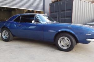 1967 Chevorelet Camaro 406cui  turbo 400 custom race cam
