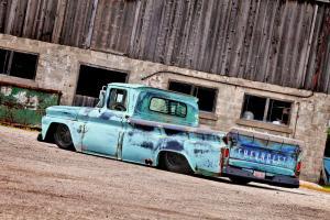 Chevrolet: C-10 Custom Photo