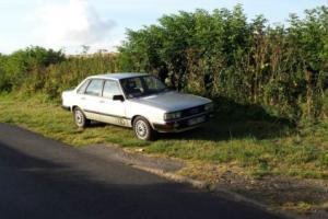 Audi 80 quattro 1983 Photo