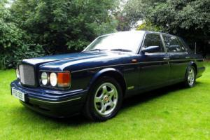 1997 BENTLEY TURBO RT LWB AUTO 114k Fsh,lovely old rarer RT,ideal wedding may px