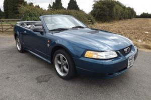 1999 Ford Mustang 4.6 GT Convertible - 36000 miles
