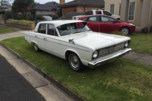 VC Valiant Sedan Coupe VE VF VG AP5 AP6 1966 in VIC