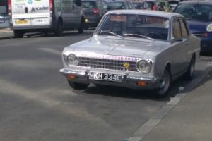 1967 Ford Taunus 12m V4
