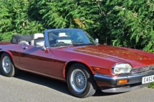 1988 JAGUAR XJ-S CONVERTIBLE ( Jaguars own XJS )